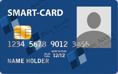 Pure Access It Limted Smart Card Production